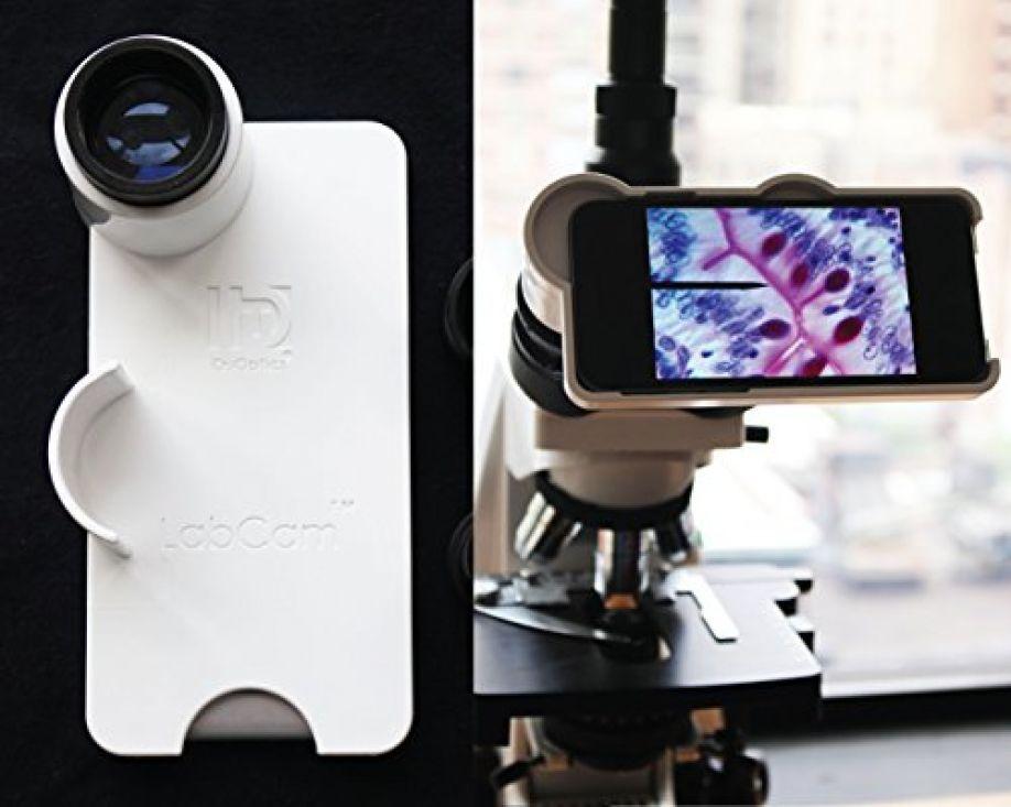 iDu Optics LabCam Microscope Adapter for iPhone