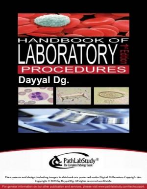 Handbook of Laboratory Procedures, 1st Edition
