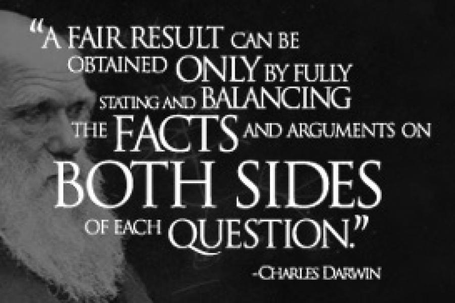 CRITICISM OF DARWINISM